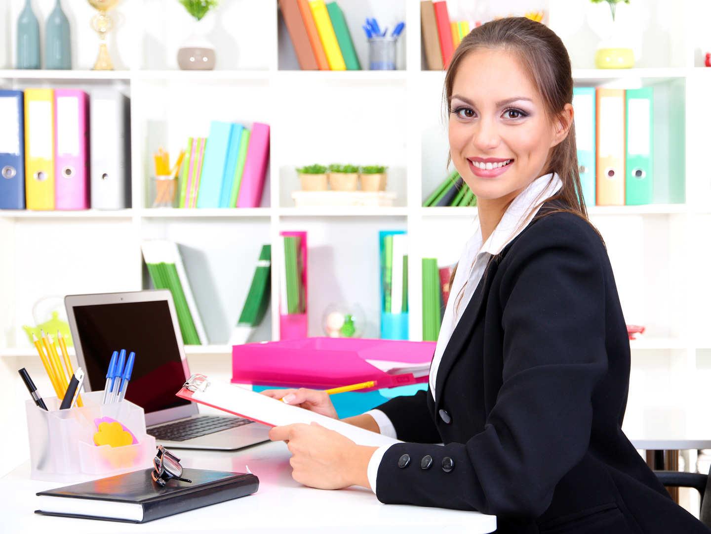 segretaria azienda